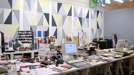 workshop, paul smith, designer