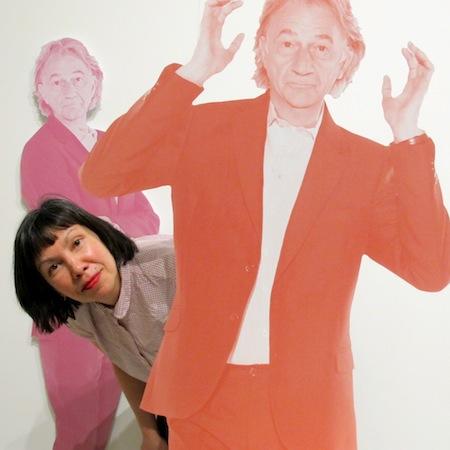 Julia Langley, Paul Smith, Design Museum,