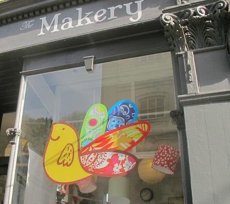 Craft workshops in Bath, Craft parties