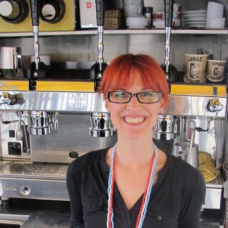 Melina Herrmann coffee