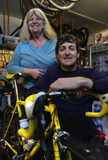 UK made bikes