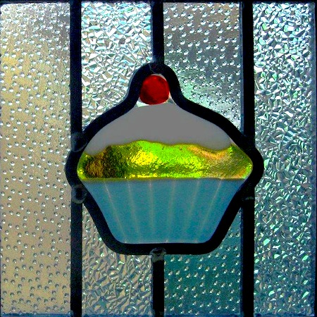 locally designed and made glass by Sue King
