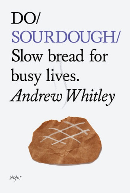 Do Books book cover on sourdough slow breads.