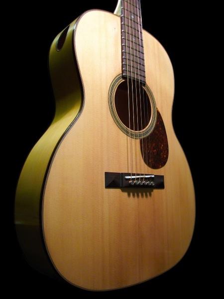 Hand made guitars by Alex Bishop