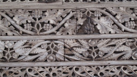 Rood Screen, Wales