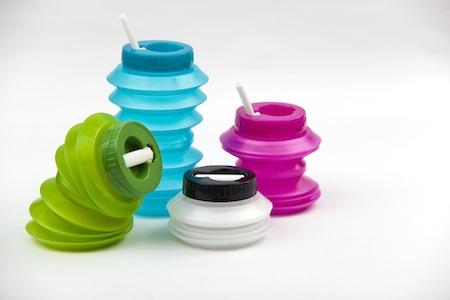 Sustainable UK made drinking bottle