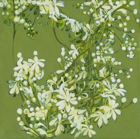 flower painter, British