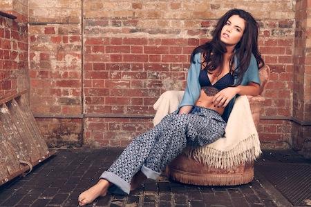 sustainable british pyjamas