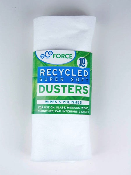 Super soft recycled british dusters