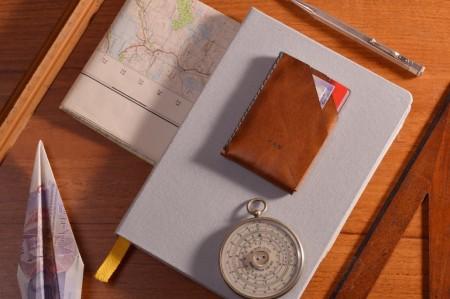 Whisky card holder