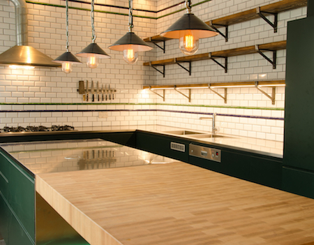 bespoke kitchens made in dulwich