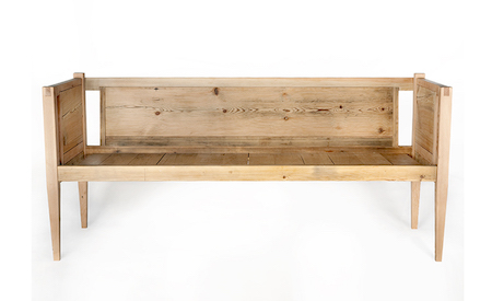reclaimed, UK made designer furniture