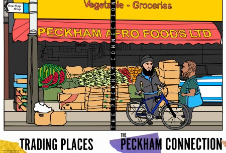 The Peckham Connection- In the right light photographers