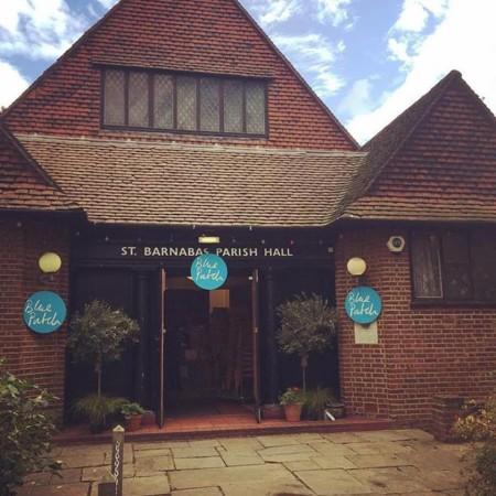 Dulwich Village St barnabas parish hall