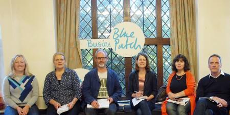 Kate Hills, Elizabeth Cox, Duncan Hills, Helen Hayes, Cheryl Cohen and Mark Brearley.