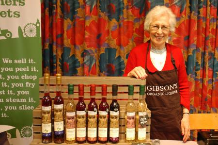 Gibson's Organic Liquers
