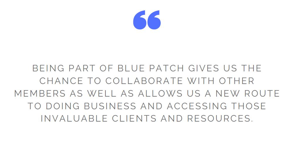 reviews Blue Patch
