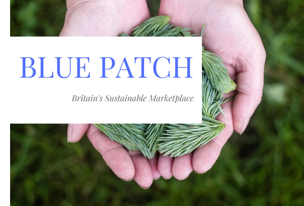 joining blue Patch