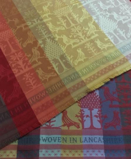 Lisa Watson handwoven quilts