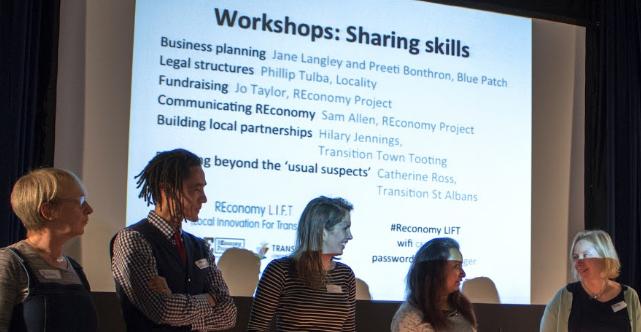 REconomy Workshops