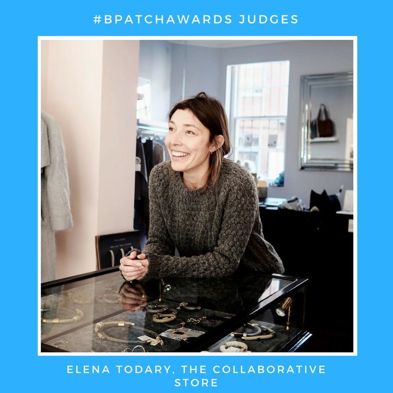 Blue Patch Business Awards - Judges-Elena-Todary