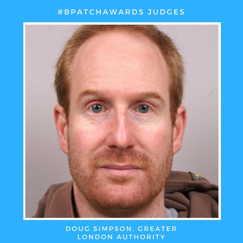 Blue Patch Business Awards - Judges-doug