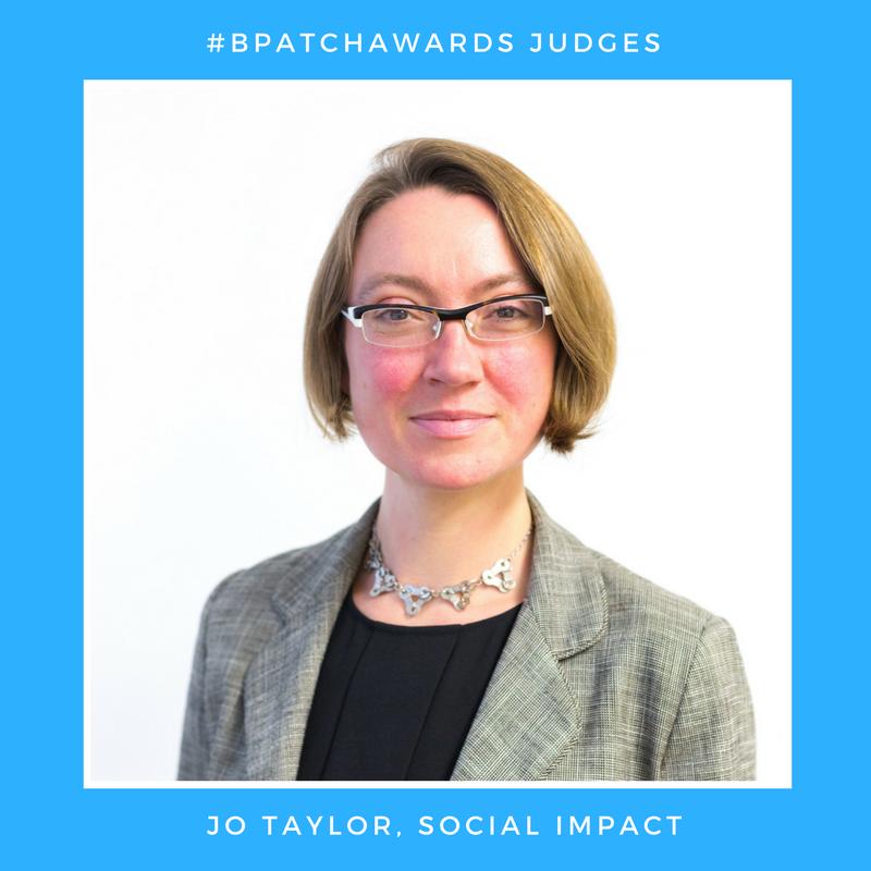 Blue Patch Business Awards - Judges