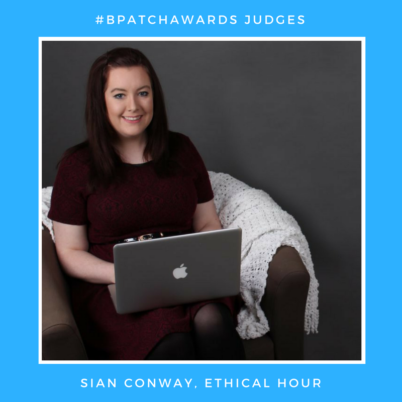 Sian-Conway-ethical-hour-bluepatch-business-awards
