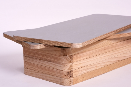 Contemporary flatpack furniture