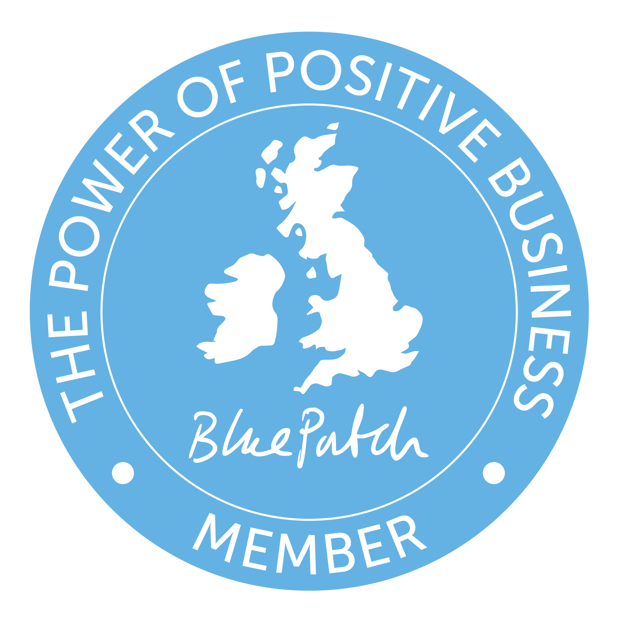Blue Patch members logo