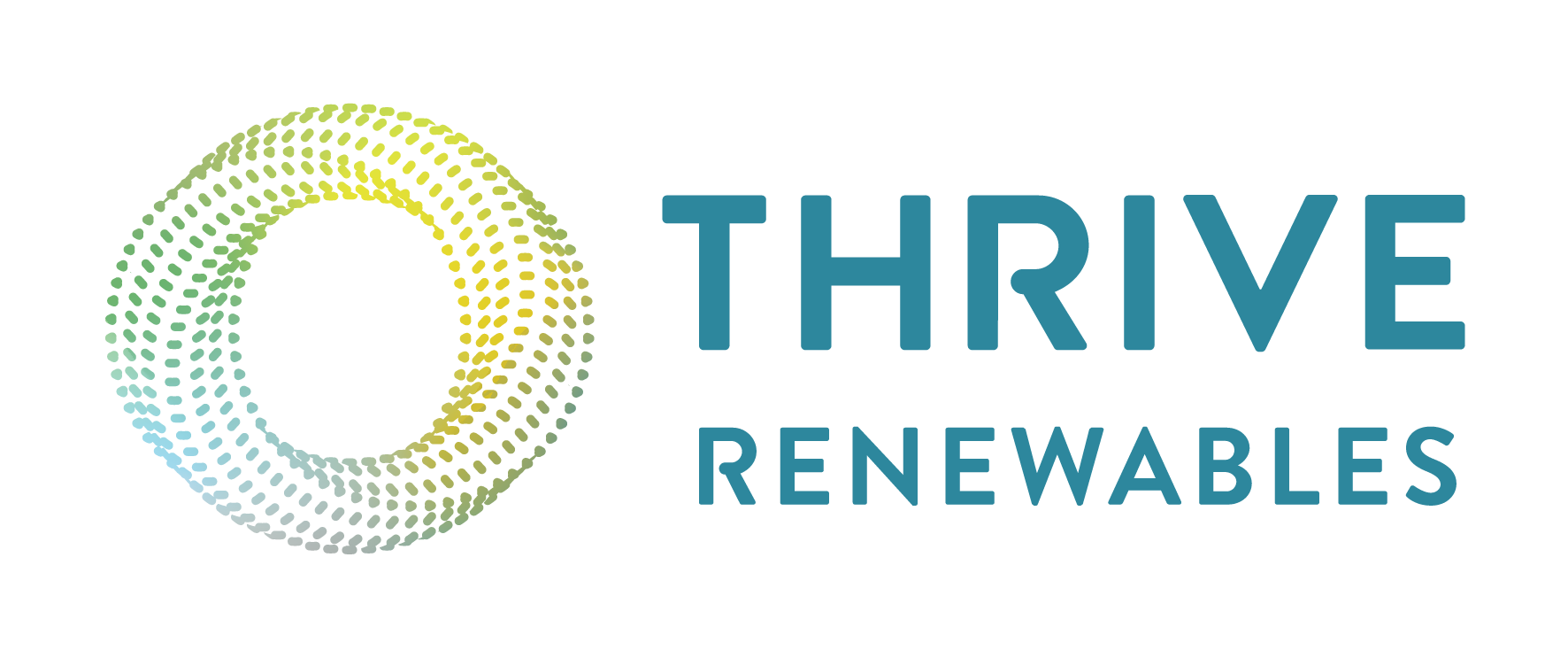 Thrive Renewables patrons of Blue Patch
