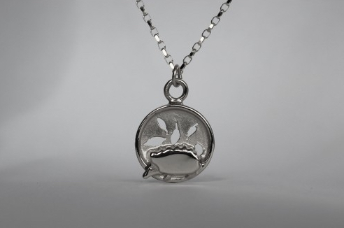 Kay Reed, Ethical silversmith