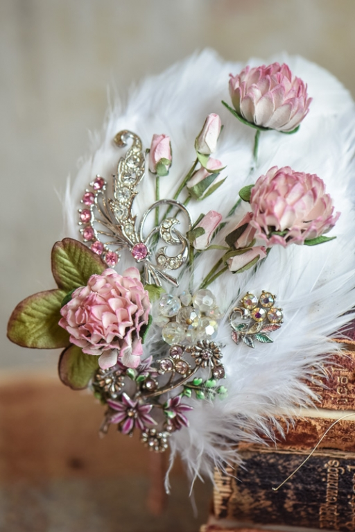 wedding hat, headdresses