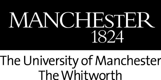 Manchester's Whitworth and University logo