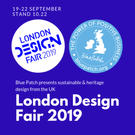 London Design Fair, Blue Patch