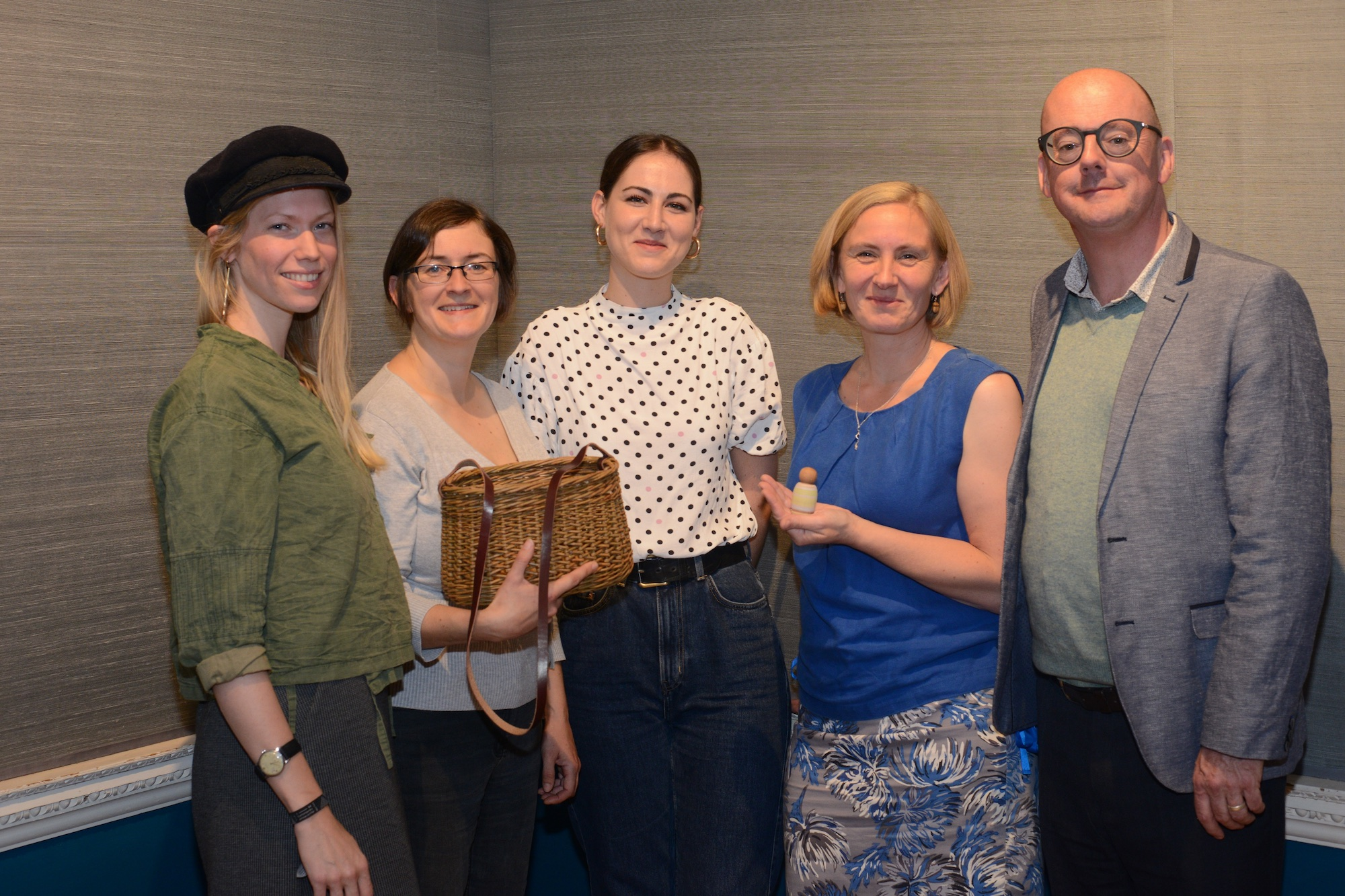 Blue Patch New Heritage Award