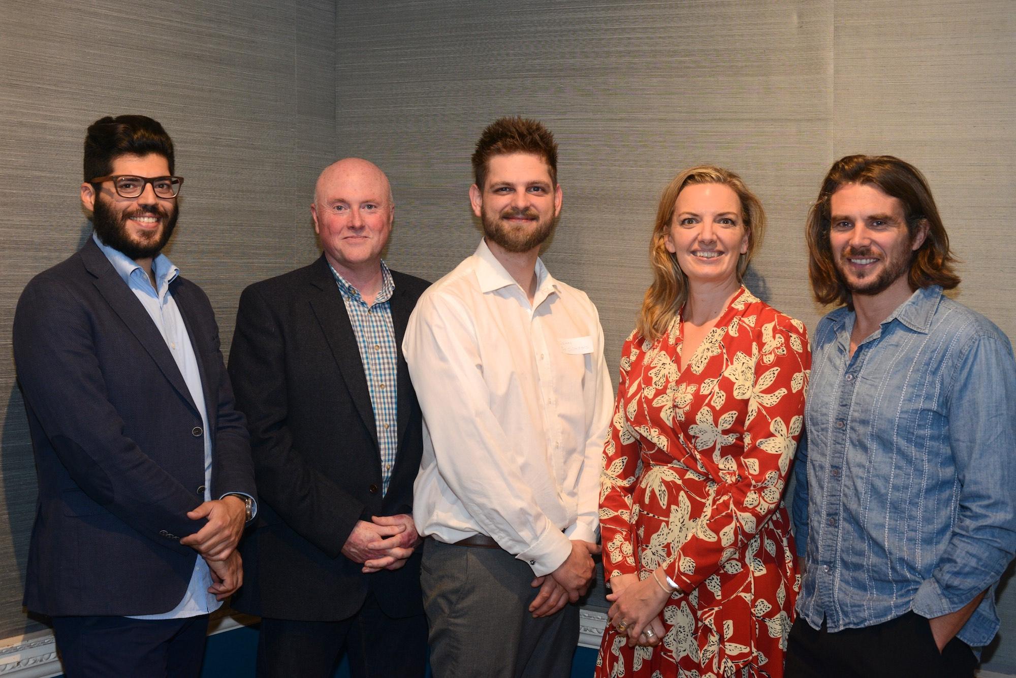 Blue Patch sustainable business awards, UK