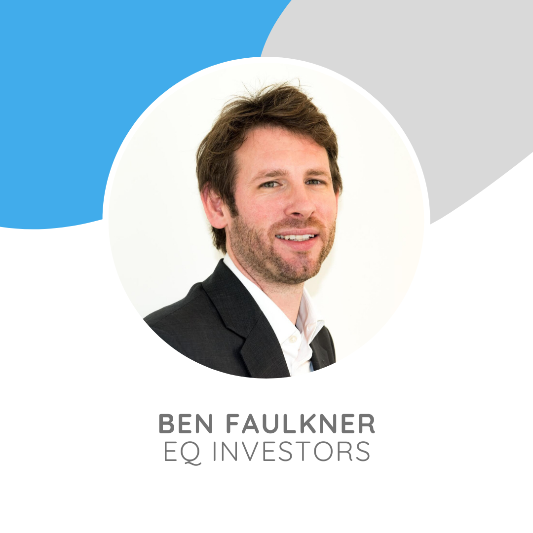 Ben Faulkner joined EQ Investors in 2015 and has over 17 years of experience across the pensions, financial technology and wealth management sectors.
