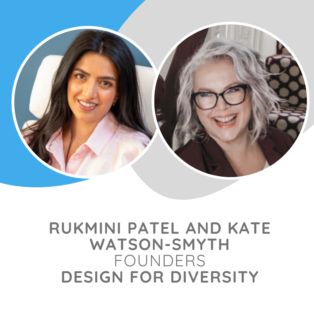 Rukmini Patel is an interior designer who runs an interior design studio known for its colourful, and modern style, with Kate Watson-Smyth is a former print journalist who has written for the The Financial Times, the Independent and The Daily Mail.