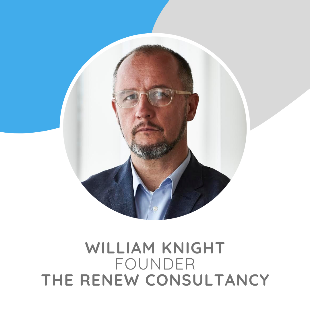 William Knight has worked at the centre of UK design promotion for over 20 years.