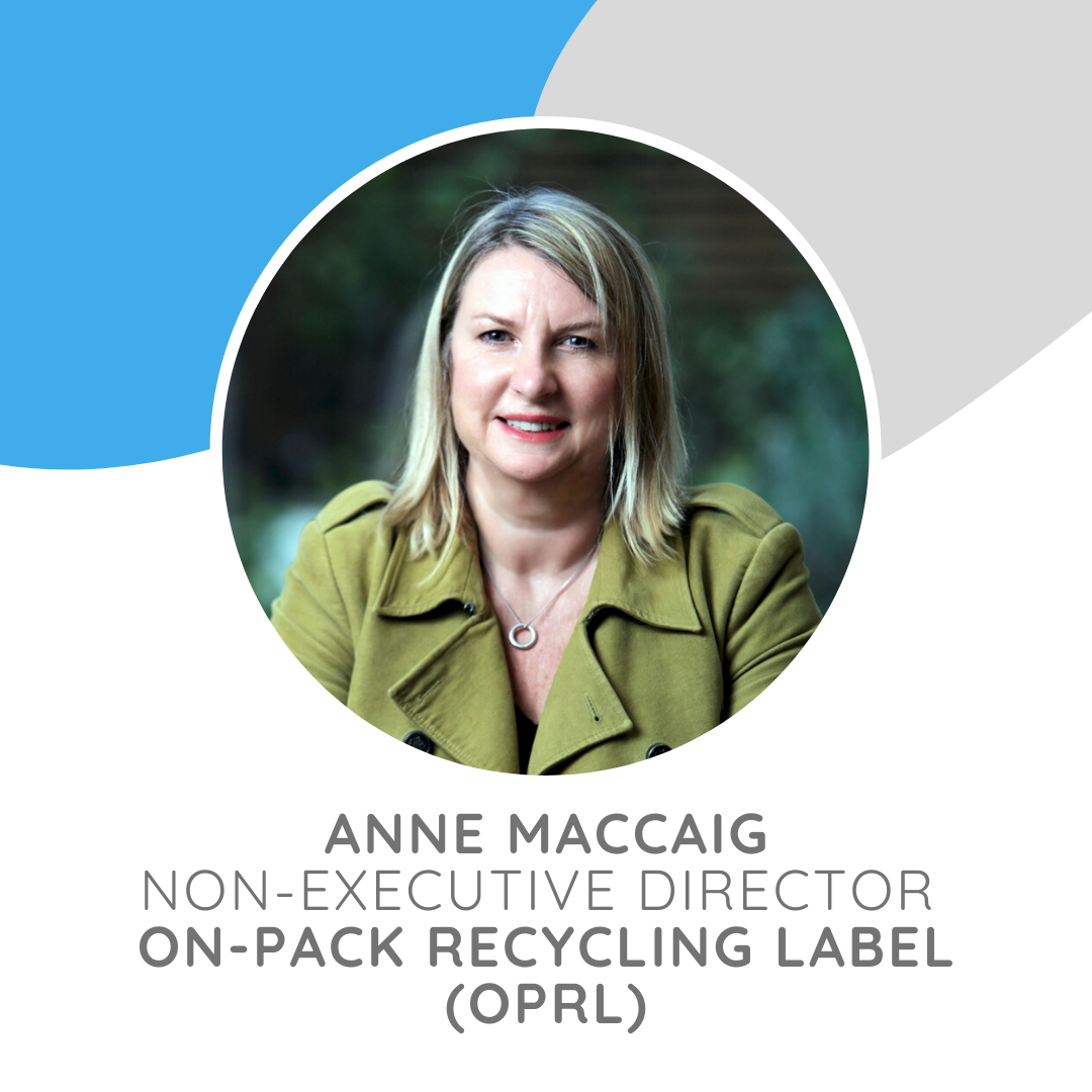 Anne MacCaig is passionate about achieving sustainable ways of living and working.