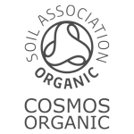 Soil association and cosmos accreditation